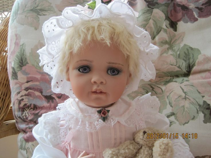 Porcelain Dolls for Sale | Another Baby from Jan McClean for Sale
