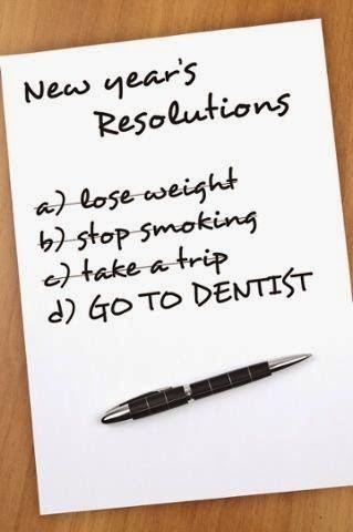 Have you made a New Year's resolution to see the dentist this year? According to the CDC, 61.6% of American adults made a dental visit in the past year. #drdondobend #careforyourteeth #theywillserveyouwell
