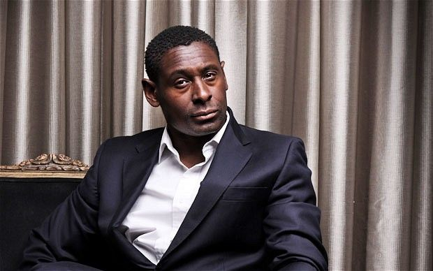David Harewood had to play American in order to find work. Sad that such an outstanding actor has to move abroad in order to find suitable parts. Shame on our industry.