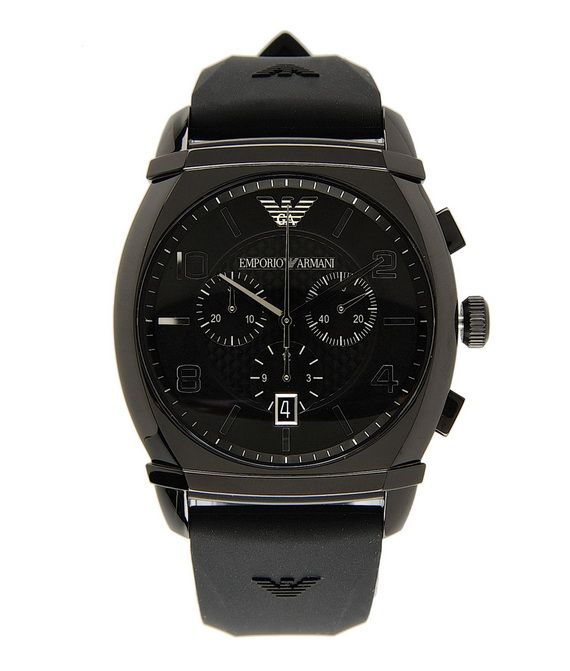 WHAT AN IDEA! Buy NOW and don´t worry about gifts next Christmas! Emporio Armani Watches for Men