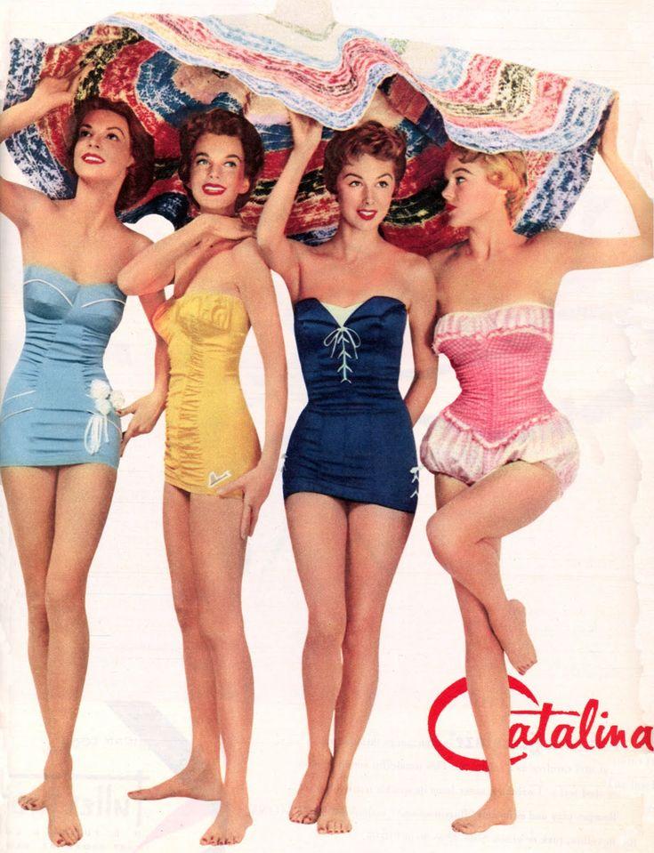 vintage bathingsuits | Vintage Bathing Suits by Ebower
