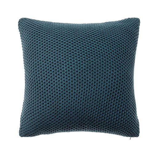 Honeycomb Emerald Cushion