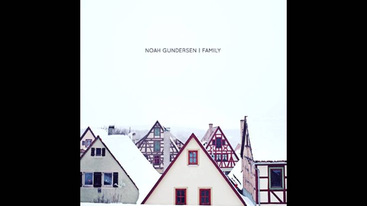 """Noah Gundersen - Family. 10/19/14. I think I listen to this song almost everyday lol. It was the first song I heard by Noah and I was instantly drawn in. One day I was listening to it passively while driving and the lyric """"man, what do you do in the daylight?"""" stood out to me when I had never really noticed it before. I think it's really poignant when considering the rest of the lyrics."""