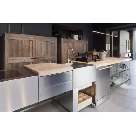 Boffi - Cucine: Open, design by Piero Lissoni - DeClub