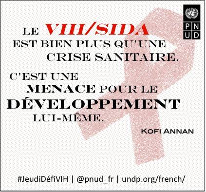 Chaque jour, environ 7000 jeunes âgés de 10 à 24 ans contractent l'infection à VIH.