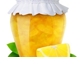Dżem cukiniowo-cytrynowy