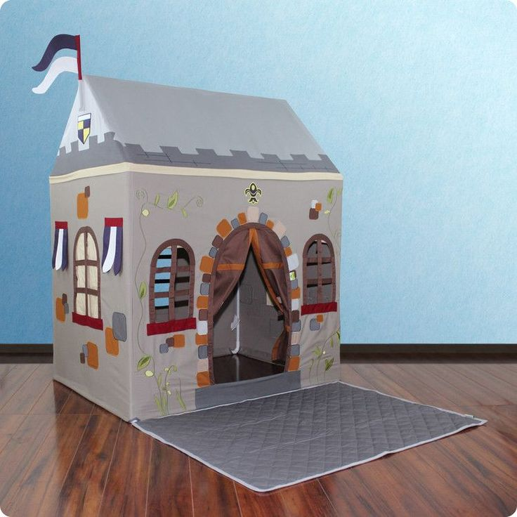 1000+ Ideas About Castle Playhouse On Pinterest