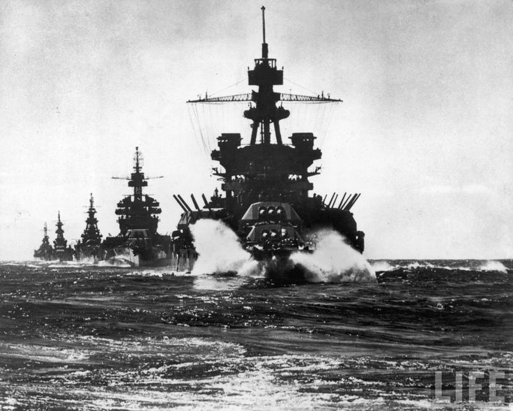 When the small task force in charge of protecting Gen. MacArthur's rearguard found itself surprised by the Japanese Center Force in Leyte Gulf on Oct. 23, 1944, they didn't expect to win. Twenty-seven Japanese warships — including the largest battleship ever made, the fearsome Yamato — bore down on Taffy 3 U.S. Task Force to blast landed U.S. troop like sitting ducks.  The U.S., who didn't expect the enemy to appear on the horizon, left land forces protected only by planes with depth charges…