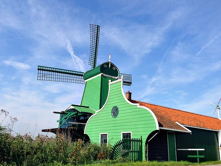 Windmill Museum Netherlands | The Zaanse Schans windmills: A perfect day trip from Amsterdam