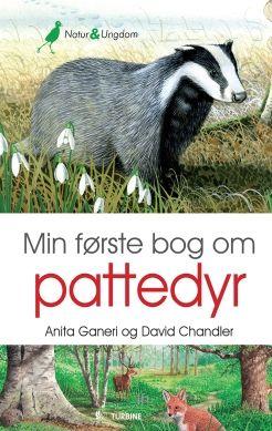 Min første bog om pattedyr af Anita Ganeri, David Chandler | kr. 9,00