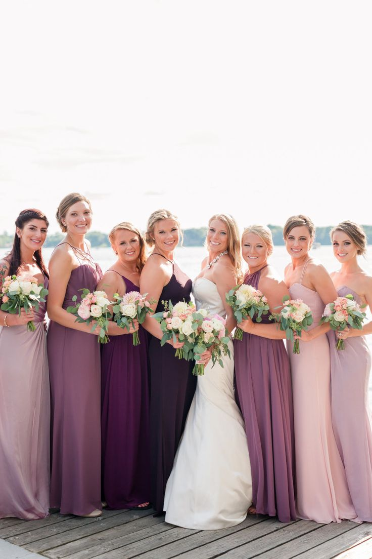 230 best bridesmaid styling images on pinterest bridesmaids a classic nautical wedding at st johns military academy and the oconomowoc lake club in ombrellifo Image collections