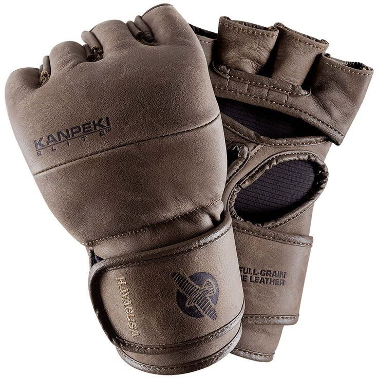 Hayabusa Kanpeki Elite 3.0 MMA Gloves - Brown