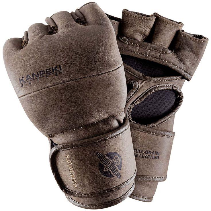 Hayabusa Kanpeki Elite 3.0 MMA Gloves - Brown