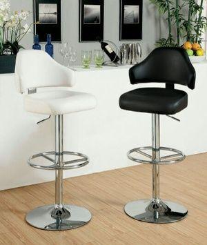 New sleek bar stools
