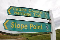 Der Catlins-K�stenweg