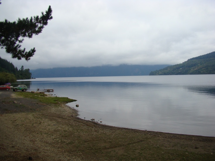 Lago Colico, IX Región...Temuco