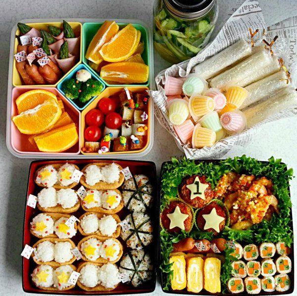【運動会のお弁当】見せて~♡子どもが絶対喜ぶお弁当40選!の画像 | ギャザリー