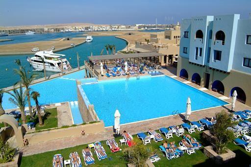 Marina Lodge (Hotel) - Port Ghalib - Egypte - Arke