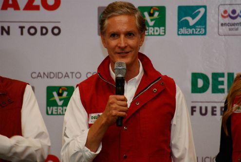 #DESTACADAS:  PRI debe dar a conocer gastos de campaña de Alfredo del Mazo - La Razon