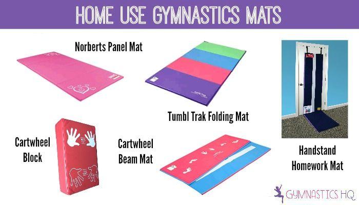 gymnastics mats for home use