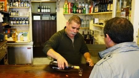 Where to drink Ginjinha in Lisbon the old fashioned way - If you want to taste Lisbon's official drink like the locals have been doing it more than a century, we tell you where and how to do it. - http://www.welovelisbon.net/articles/where-drink-ginjinha-lisbon-old-fashioned-way