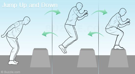 Jump Up and Down