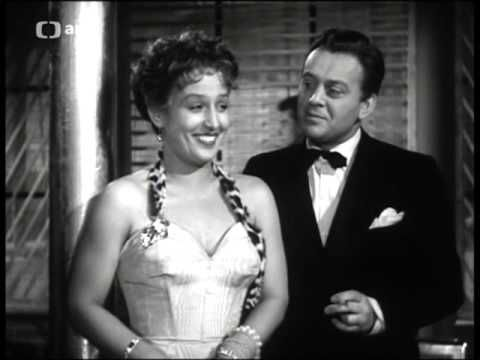 """""""V pasti"""" (1956) - první ČS televizní film"""