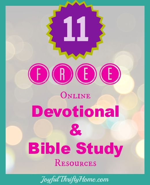 Daily Bible Devotions and Christian Devotionals