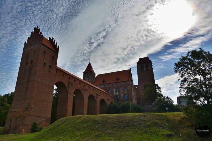 Kwidzyn castle, Poland.