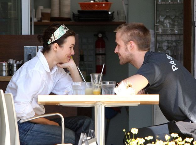And even more adorable dressed down. | 21 Reasons Ryan Gosling And Rachel McAdams Need To Get Back Together