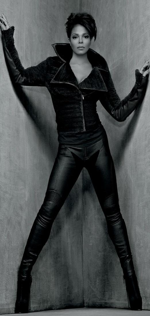FIERCE FACTOR | Janet Jackson | Keep The Class, ~LadyLuxury~