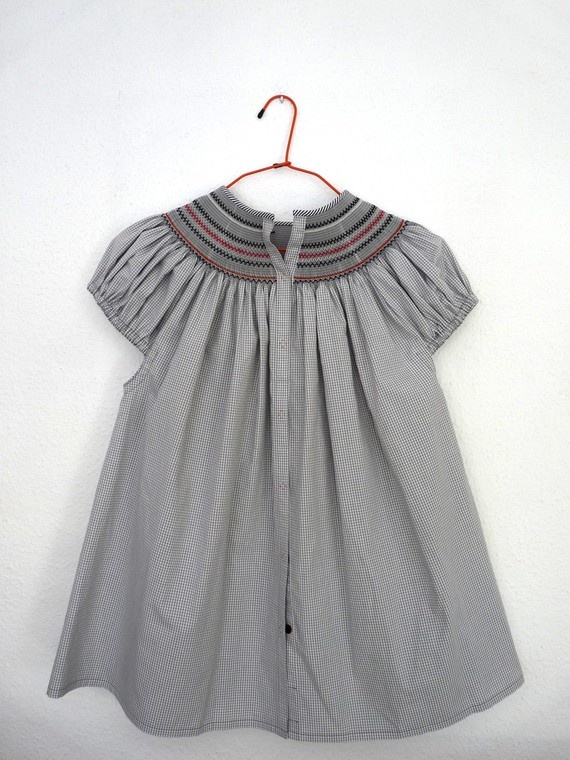 Dress| gray is one of my fave colors for girls!
