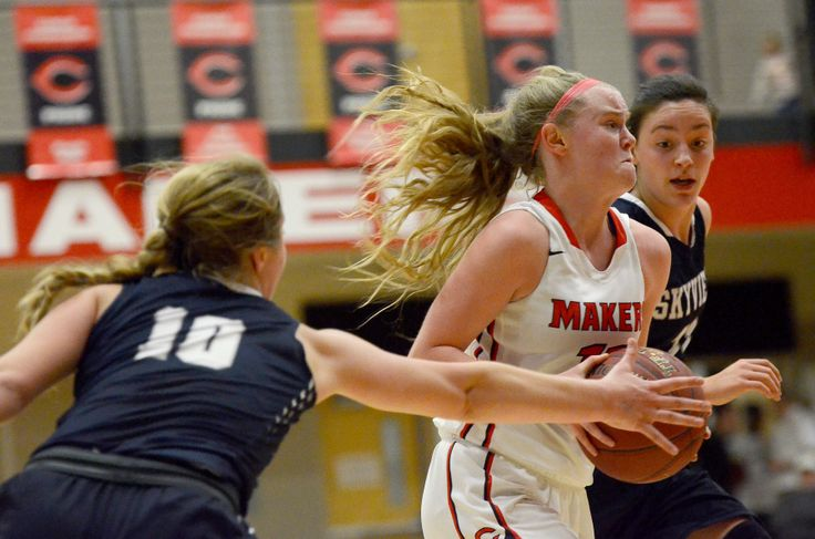 Camas girls win first outright league title | The Columbian
