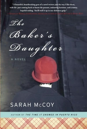 The Baker's Daughter. I'm not a fan of historical fiction. I read this book -- which is 1/2 historical fiction, 1/2 present day -- based on my interactions with author for the Gaithersburg Book Festival. Loved it.