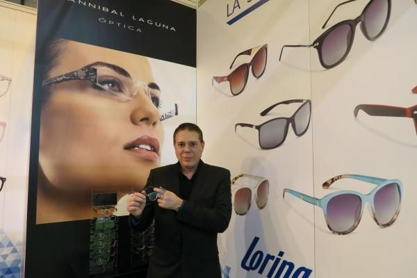 Hannibal Laguna, pionero en la elección del canal farmacia para distribuir su línea de óptica