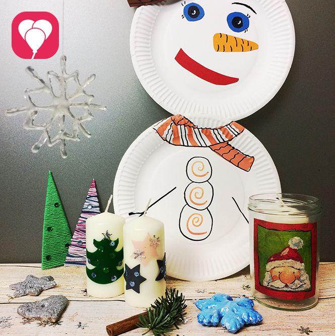 DIY Weihnachtsdeko Für Dein Zuhause