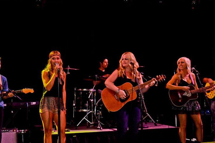 Blontourage performing at Fantasy Springs Resort Casino.