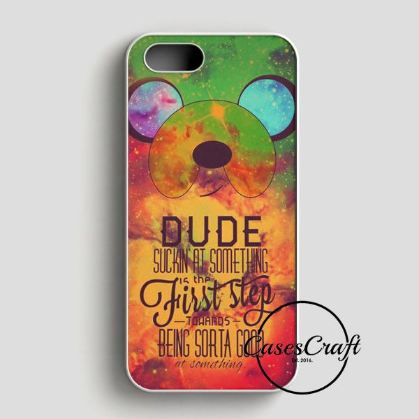 Adventure Time Jake The Dog iPhone SE Case | casescraft
