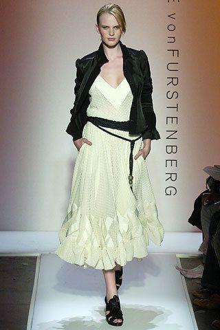 jewelry and gem show Diane von Furstenberg Fall   Ready to Wear Collection Photos  Vogue