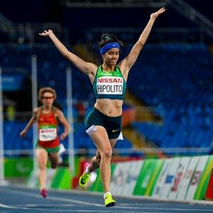 Blog Esportivo do Suíço:  Verônica Hipólito só fica atrás de britânica e é prata nos 100m