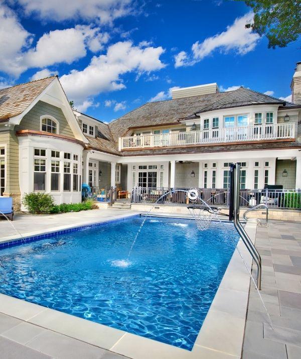 20 Best Pool Deck Paint Colors Images On Pinterest Pool