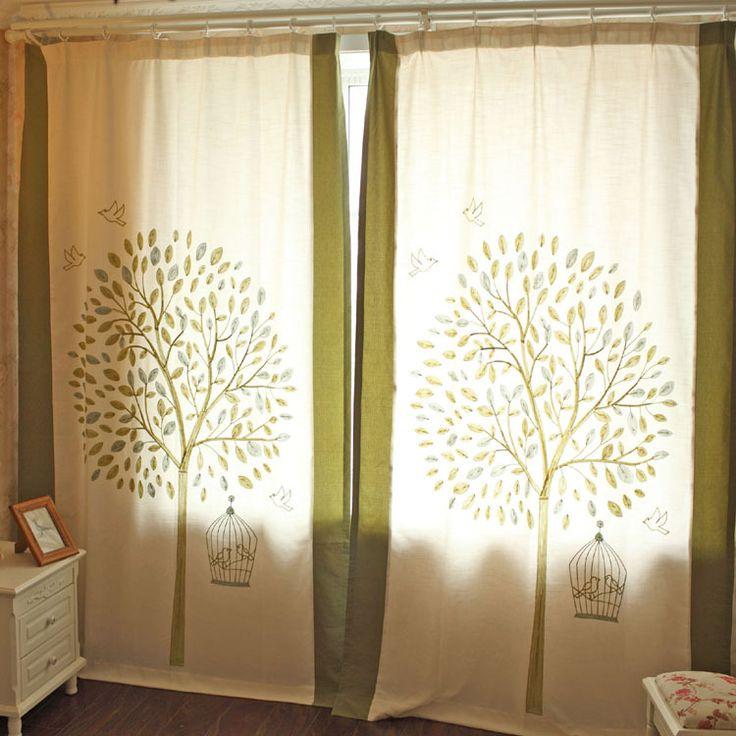 Cortinas no nos podemos olvidar de vestir las ventanas - Colores de cortinas ...