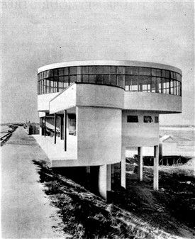 The Labworth Cafe, 1930s, Canvey Island.