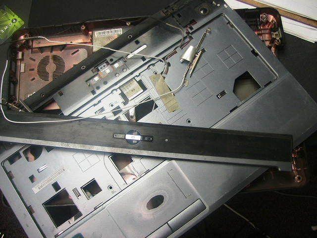 "ACER ASPIRE 5532-5535 15.6"" Bottom Case & Palmrest with speakers #Acer"