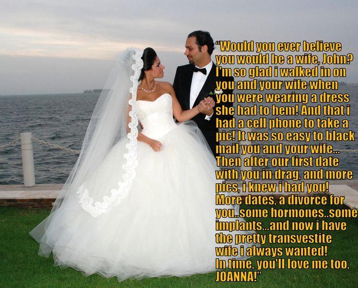122 Best Images About Tg Captions Brides On Pinterest