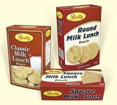 Purity biscuits