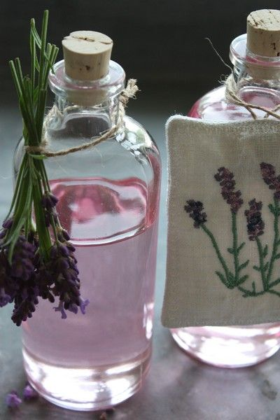 Lavendelsirup (andrella liebt herzen)