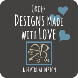 love the gift, custom made presents, gifts, stationery from graphic artist, individual design
