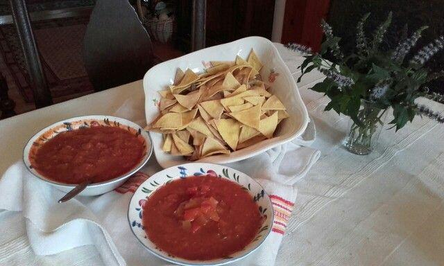 Chrispy Tortilla snack