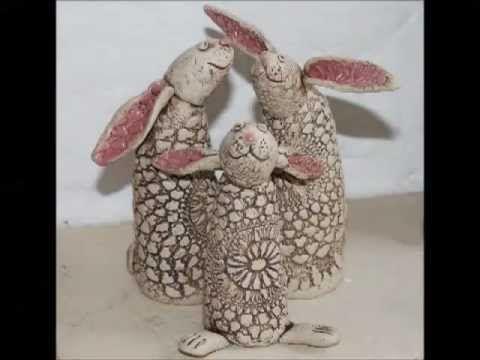 Keramik Katze - YouTube